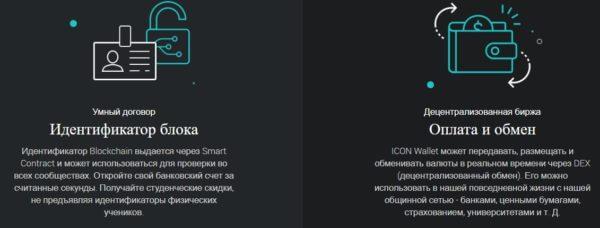 icon icx block