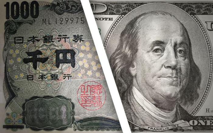 Доллар Иена прогноз и аналитика на 3 декабря 2018