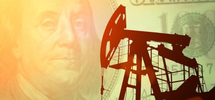 WTI USD прогноз цены на нефть доллар