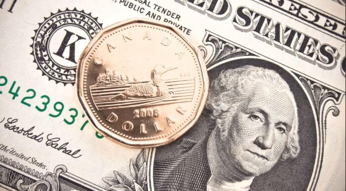 Доллар США Канадский Доллар USD/CAD Прогноз