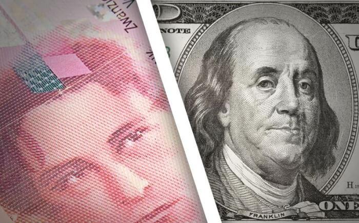 Доллар Франк USD/CHF Прогноз