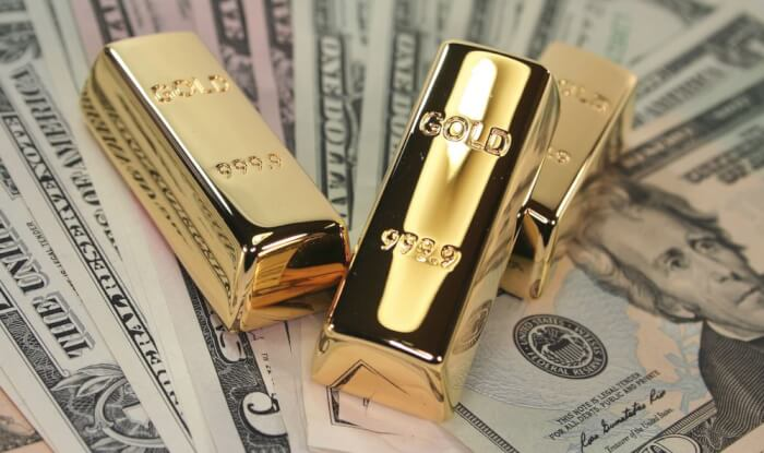 XAU/USD прогноз по Золоту