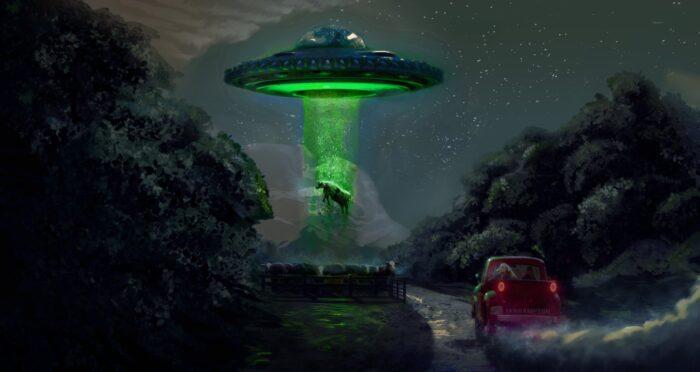 Выплаты остановлены - админа похитело НЛО
